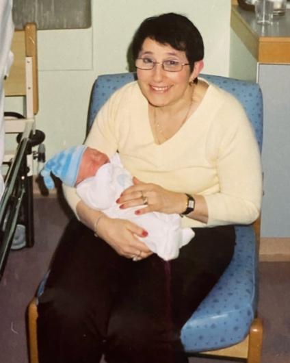 A photo of Justi Harman