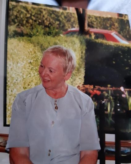 Elizabeth Steele née Pierson