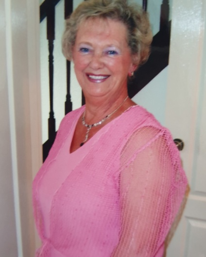 A photo of Patricia Catherine Hill
