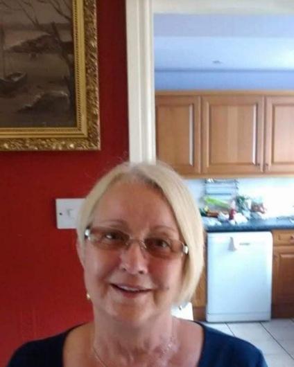Pat (Patricia) Sharkey