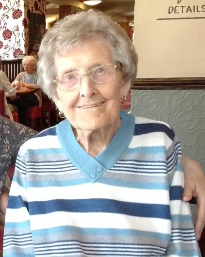 Marjorie Joyce Proudlove