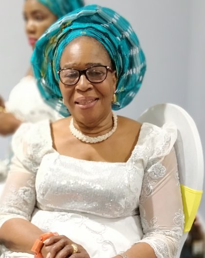 A photo of Margaret Egbido Urhoghide