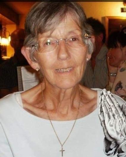 A photo of Beryl Morris