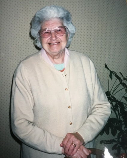 A photo of Alice Woodhouse