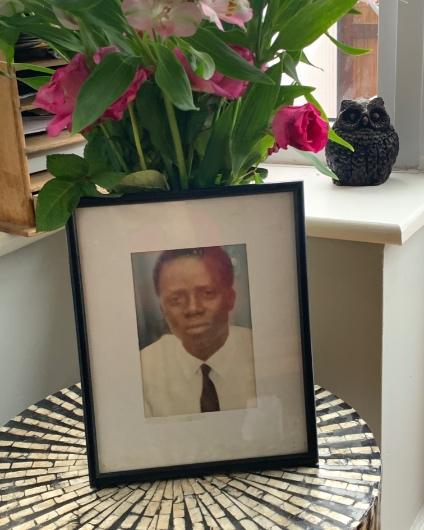 A photo of James Kofi Serebour Kyem