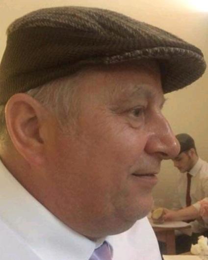 A photo of Leslie paul Grimward