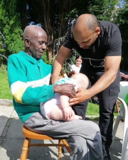 A photo of Mr James Kofi Serbour Kyem