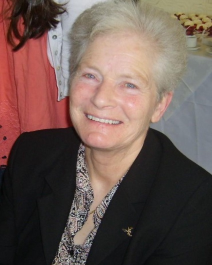 A photo of Patricia O'Hara
