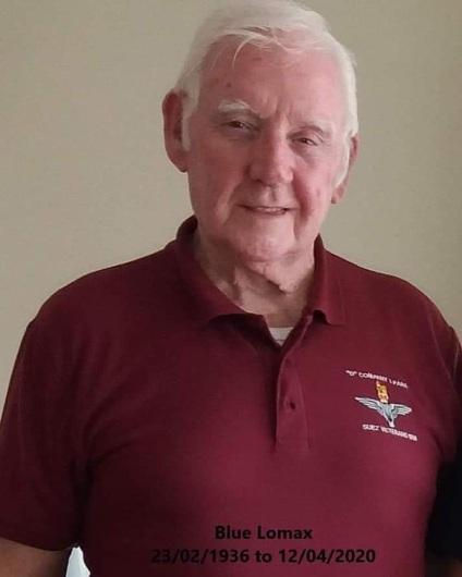 A photo of William Lomax