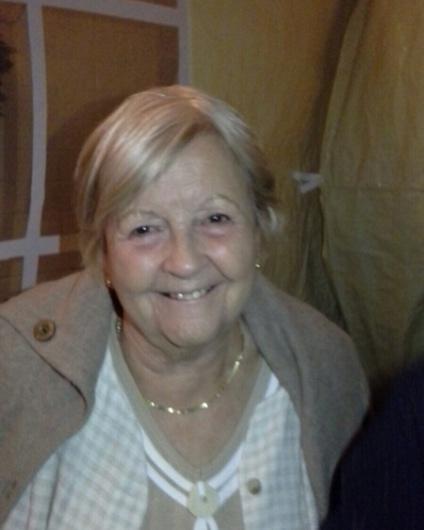 A photo of Beryl Priestley